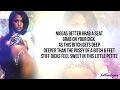 Lil' Kim - Get Money (Lyrics Video) Verse HD