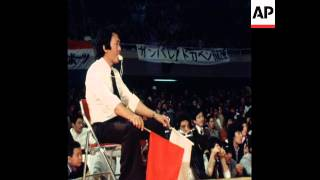 (25 Nov 1979) Highlights from the karate tournament, ice breaking, ...