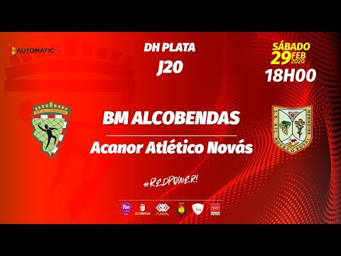BM ALCOBENDAS - ACANOR ATLÉTICO NOVÁS