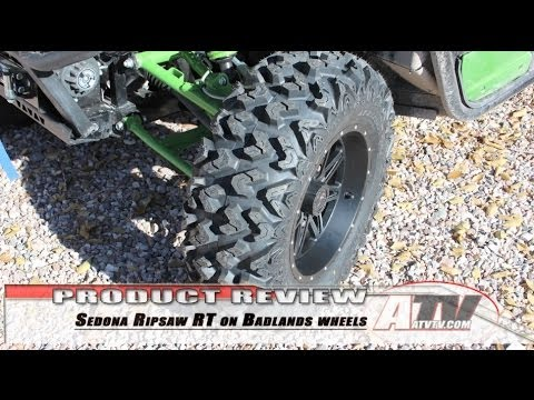 Atv Television - Sedona Rip Saw Rt Atv-utv Tires