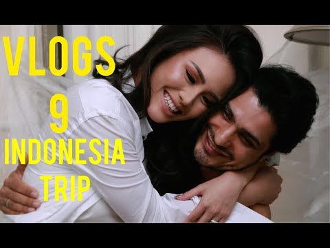 VLOGS-9 , Indonesia's Trip (review business class, mahabharata concert, photoshoot)