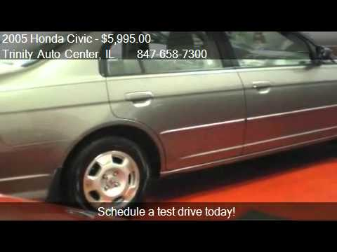 2005 Honda Civic Hybrid - for sale in Guaranteed Finance App