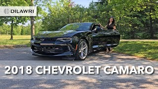 2018 Chevrolet Camaro: REVIEW