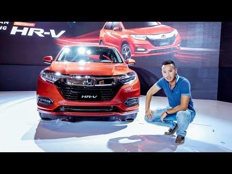 Khám phá chi tiết Honda HR-V giá từ 786 triệu - Chiếc Compact SUV dành cho đô thị |XEHAY.VN|