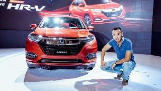 Chi tiết thông số xe Honda HR-V giá từ 786 triệu - Chiếc Compact SU...