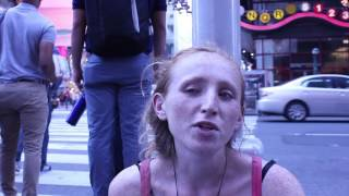 Street Life - Homeless Voices in NYC
