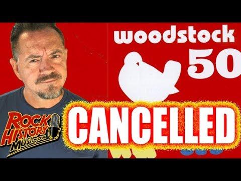 Woodstock Organizers Cancel 50th Anniversary – Investor Pulls Plug Mp3