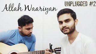 Gambar cover Allah Waariyan | Shafqat Amanat Ali| Cover by Kunal Kishore