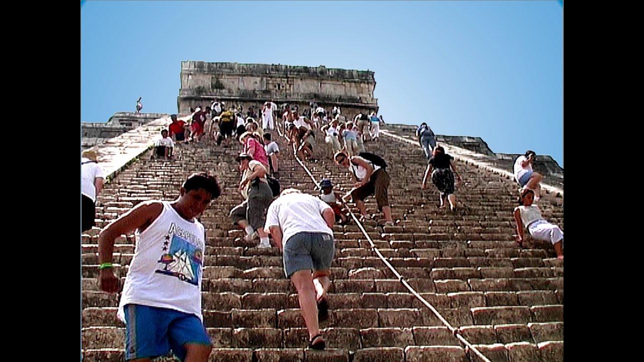 Pyramide Maya