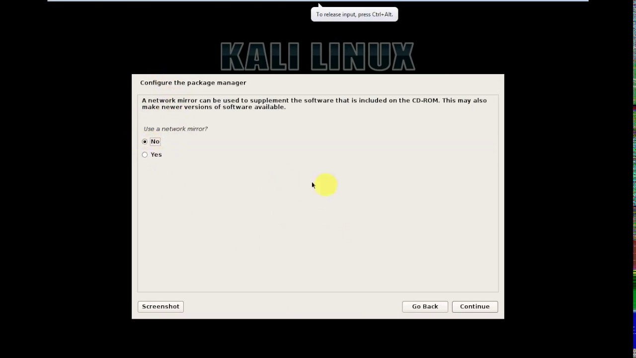 how to install kali linux in vmware workstation step by step / windows 7,8,10(Himanshu Parmar ...