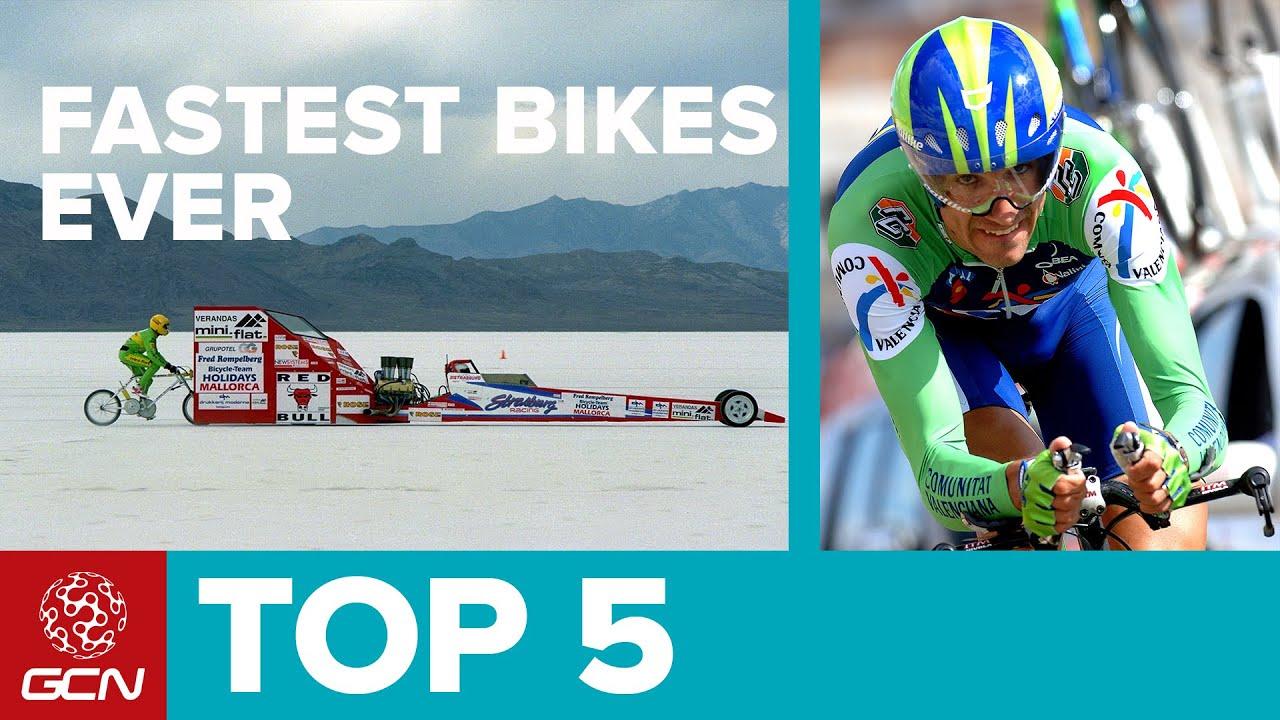 Cycle Speed Record: Maximum Speed, World Record 17