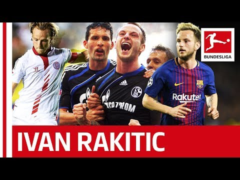 Ivan Rakitic - Made in Bundesliga