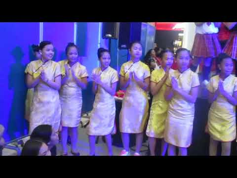 MHPNHS FESTIVAL OF TALENTS 2017 COMMUNITY DANCE MANDARIN