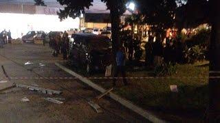 Двое человек погибли на остановке в Сочи