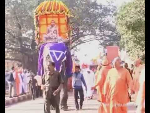 Procession from Dakshineswar to Belur Math - Updated