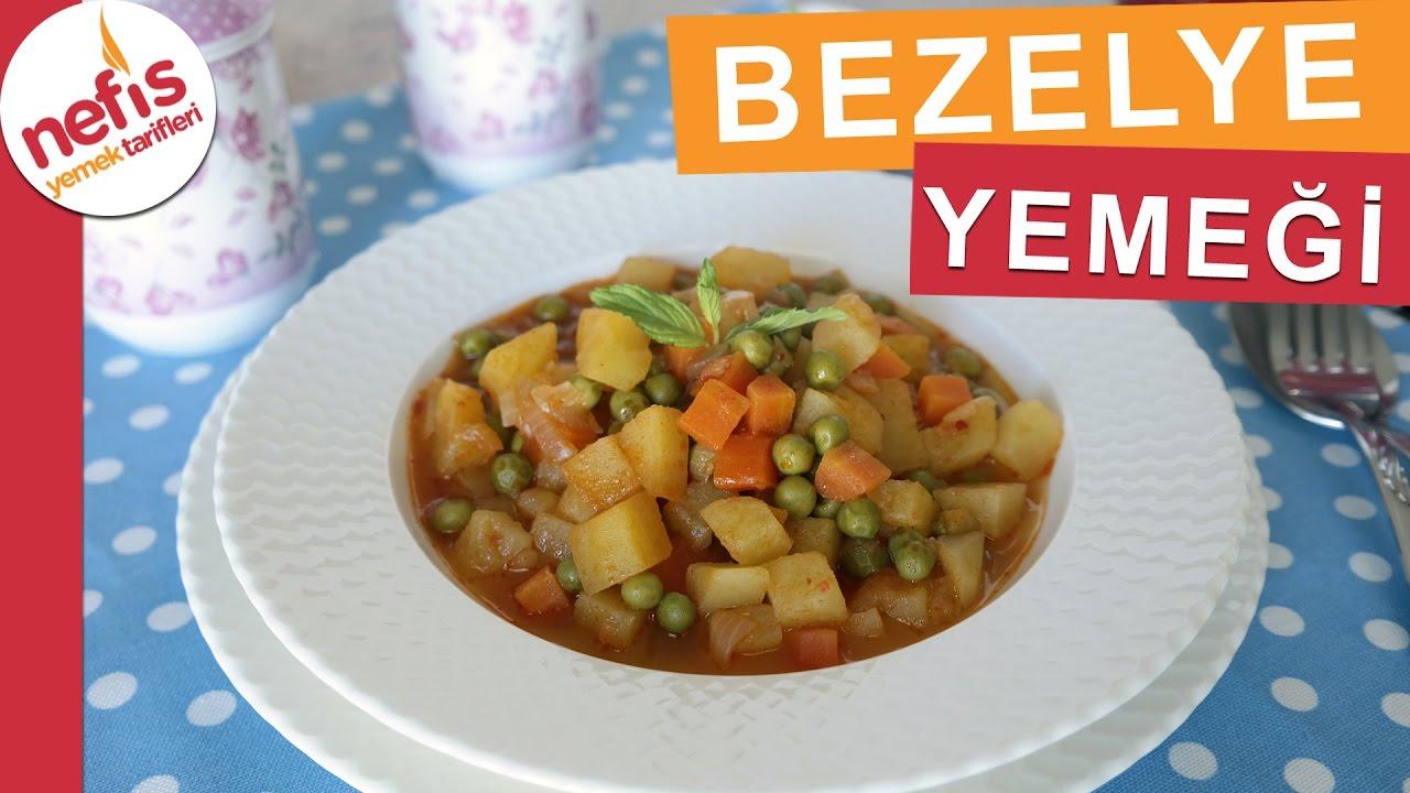 Bezelye Yemeği Yapımı Videosu