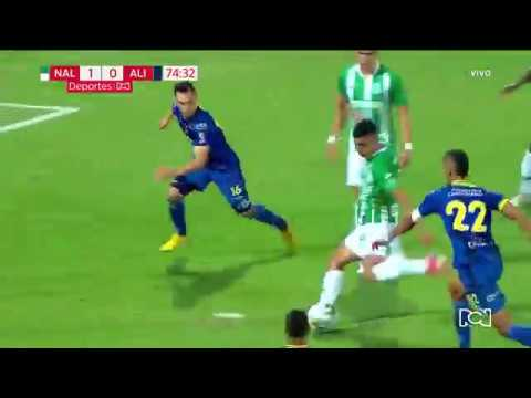 Nacional 1-0 Alianza Petrolera: Gol Omar Duarte I Deportes RCN