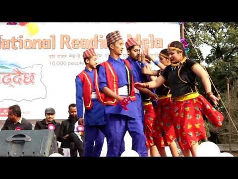 Chatta Rumal, Trishuli Bagera Dance by Shiksha Nepal...