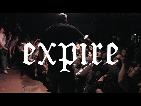 Expire (LAST BAY AREA SHOW) - 2/12/17 - 924 Gilman