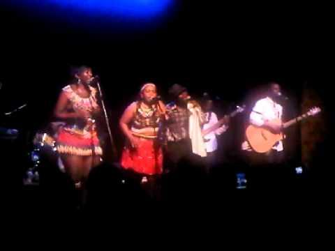 Freddy Gwala - Amadhamara- Toronto, April 2011
