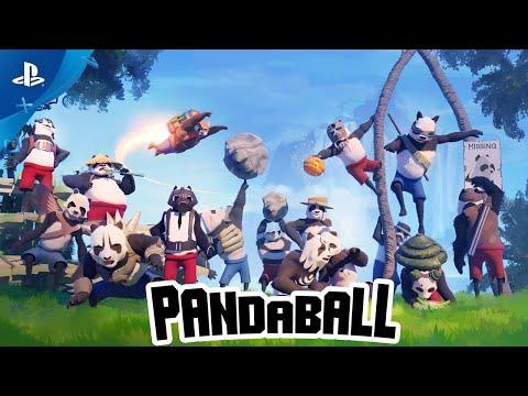 PandaBall - Gameplay Trailer   PS4