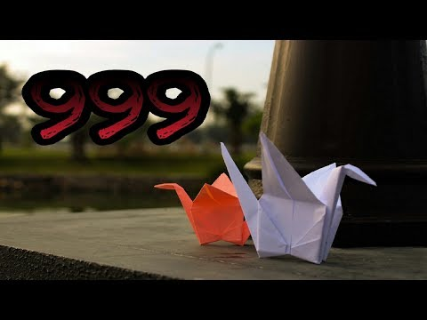 999 SHORT MOVIE (Inspired by an ancient japanese legend)
