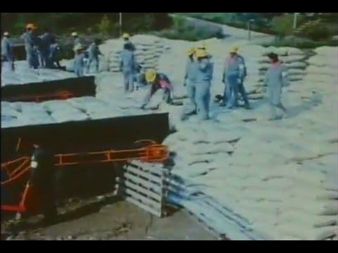 Kim Il Sung sends flood aid to South Korea