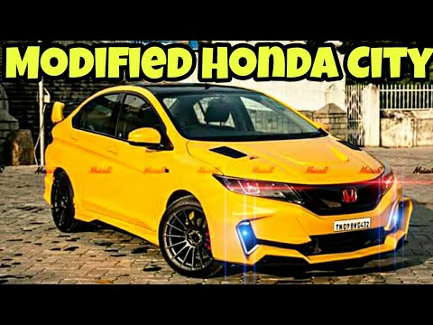 Meet Akira - Bumble Bee Inspired Modified Honda Civic By Modsters Automotive