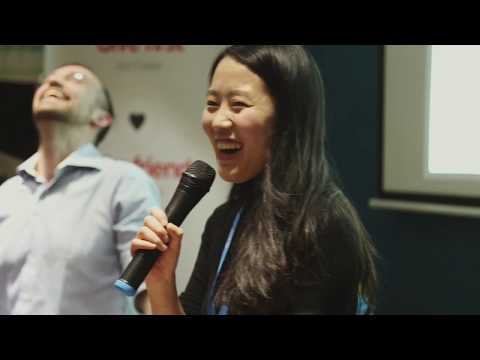 Startup Grind Chengdu #1 - Steven Tong (Startupbootcamp) REVIEW