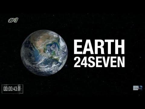 #EarthDay 2016 #24SEVEN - Dia da Terra 2016 - O Ar Deu Uma Volta Pelo Mundo