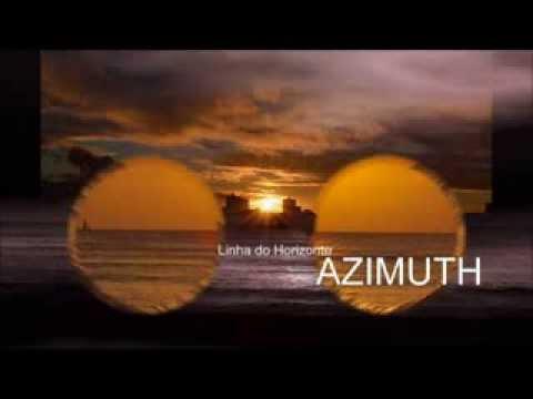 musica linha horizonte azimuth