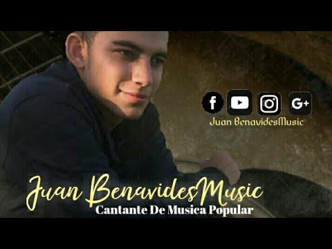 Me Vas a Extrañar - Juan Benavides 2018 ( Vídeo Lyric )