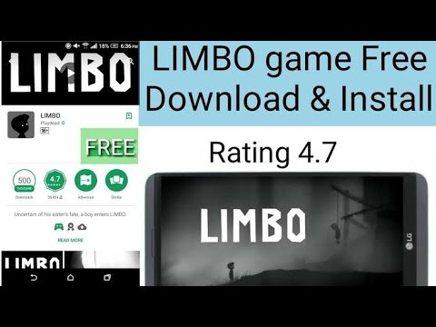 Limbo Download APK+DATA For Android For Free