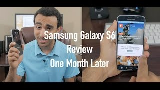 samsung galaxy s6 review one month later