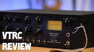 Der Mikrofon Channel Strip der alles kann? - Tegeler Audio VTRC Review