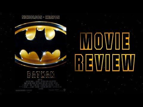 Why Batman 1989 Is The Most Important Batman Movie Ever. Batman 1989 Movie Review