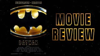 Why Batman 1989 is the Most Important Batman Movie Ever. Batman 1989 Movie Review