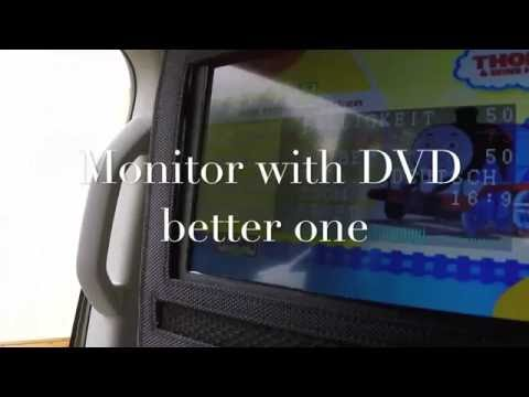 (Unboxing)Seal//ODYS Portable DVD Player(2xMonitor9