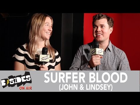 B-Sides On-Air: Interview - Surfer Blood (John + Lindsey) Talk 'Snowdonia', Thomas Fekete and more