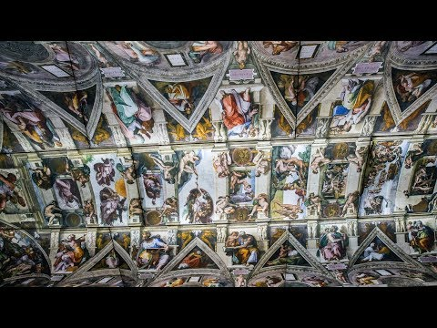 Michelangelo and the Sistine Chapel Open at the Met | The Daily 360