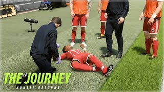 FIFA 18 Indonesia The Journey Hunter Returns: Mimpi Buruk Alex Hunter #24