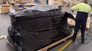 Export Crate Packing