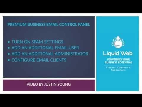 Premium Business Email Control Panel Walk Through