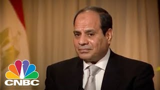 Egypt President Abdel Fattah Al-Sisi Says He Will Not Seek A Third Term As Leader | CNBC