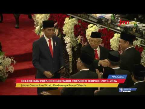 Presiden Jokowi: 2045 Pendapatan Rp 27 Juta per Kapita per Bulan