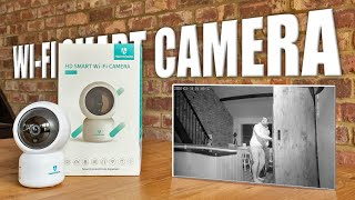 Best Value Budget Home Security Smart WiFi Cameras - Made By HeimVision HM203