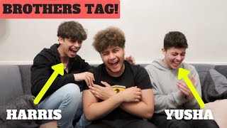 Video BROTHERS TAG! (Q&A) download MP3, 3GP, MP4, WEBM, AVI, FLV Juli 2018