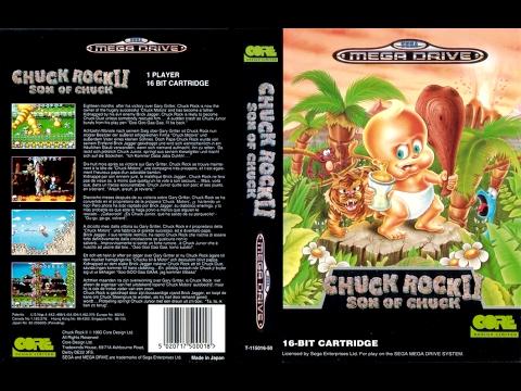 Chuck Rock II - Sega Megadrive/Genesis - (Full Game) Longplay [030]
