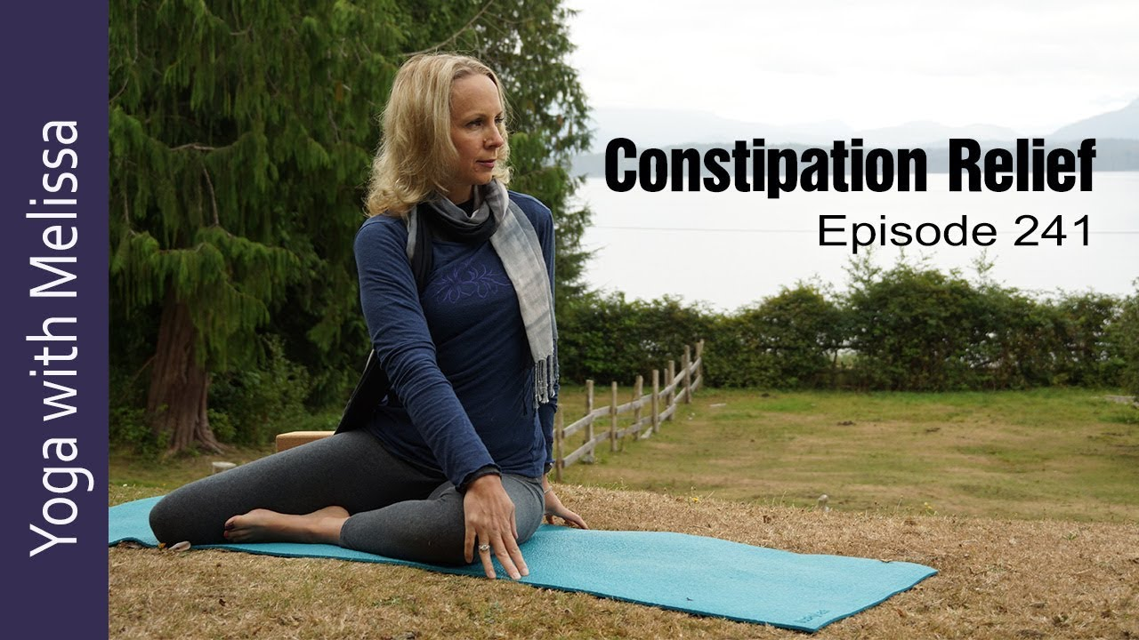 5 Best Hatha Yoga Poses To Relieve Constipation Youtube