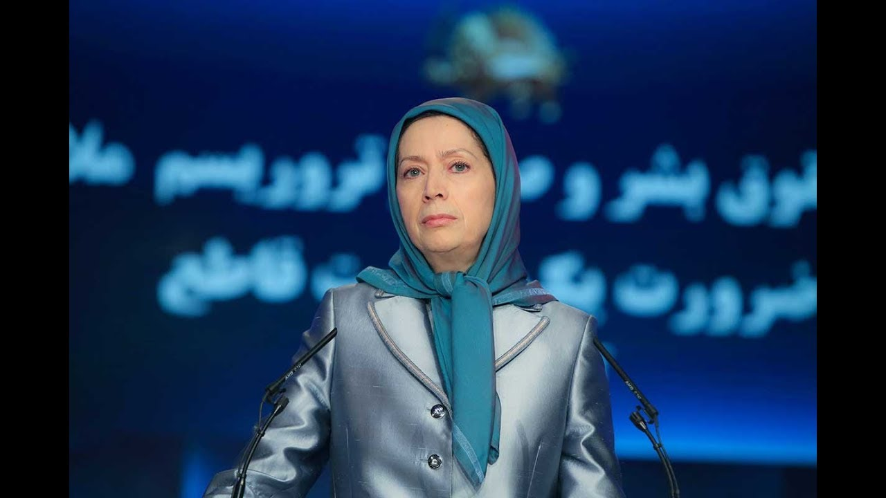 Excerpt of Maryam Rajavi's speech at the International Conference of Iranian Communities -15-12-2018